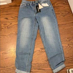 Pretty little things Boyfriend jeans